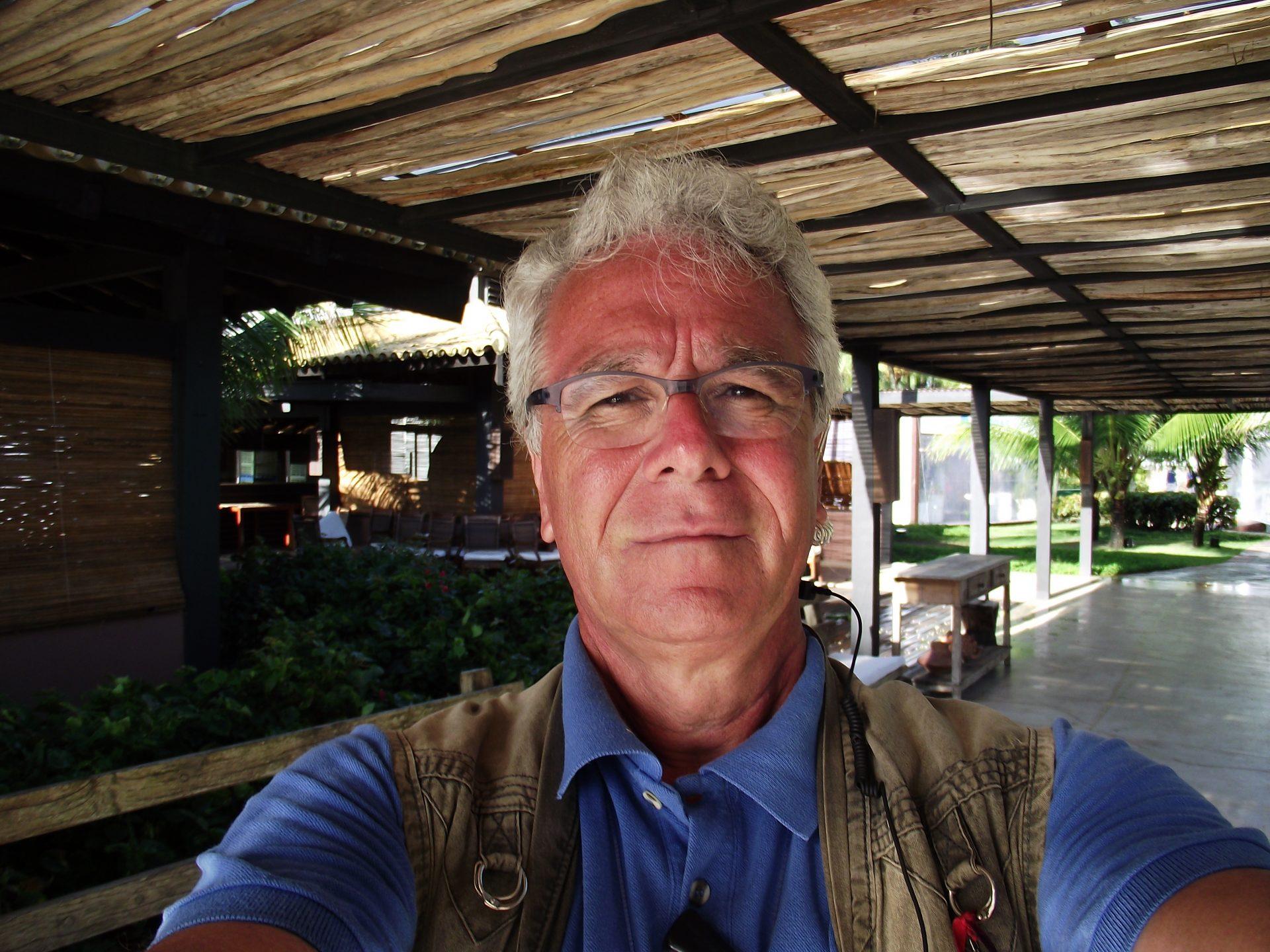 Mario Ameni, no Forum do LiDE 2011, na Ilha de Comandatuba Bahia