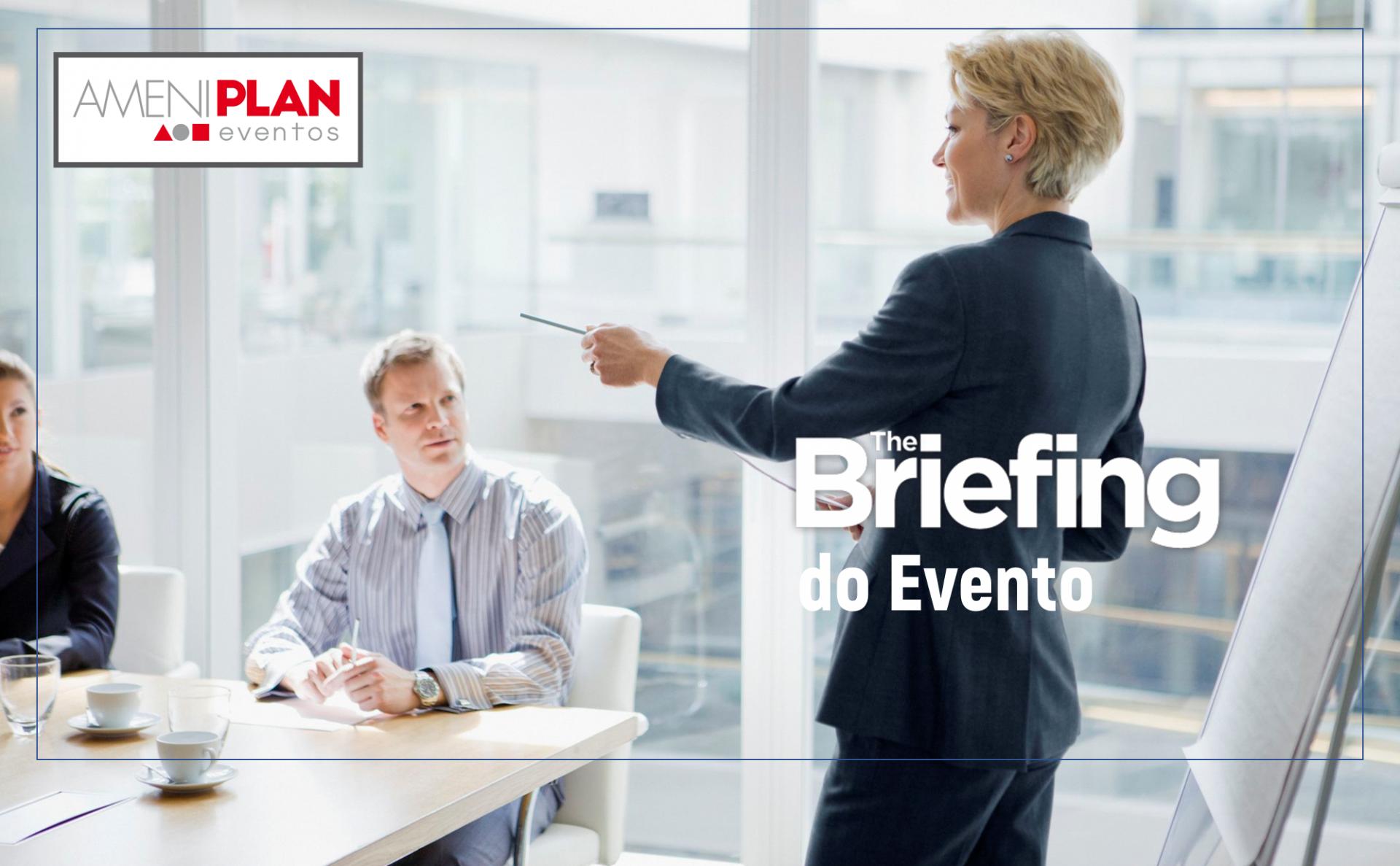 Curso : Briefing do Evento – Como identificar o objetivo