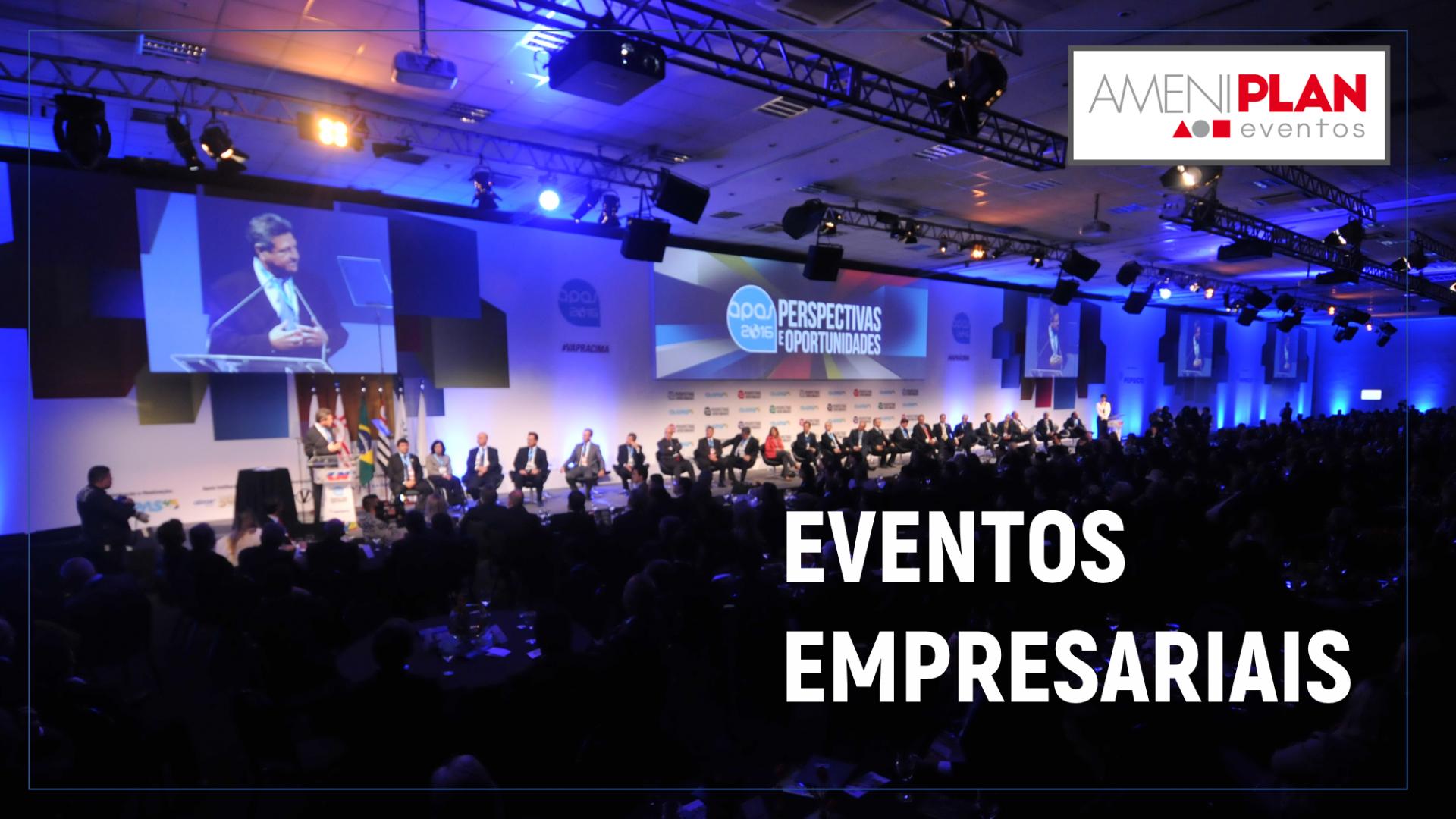 Curso de Eventos Empresariais – Planejar e Acertar