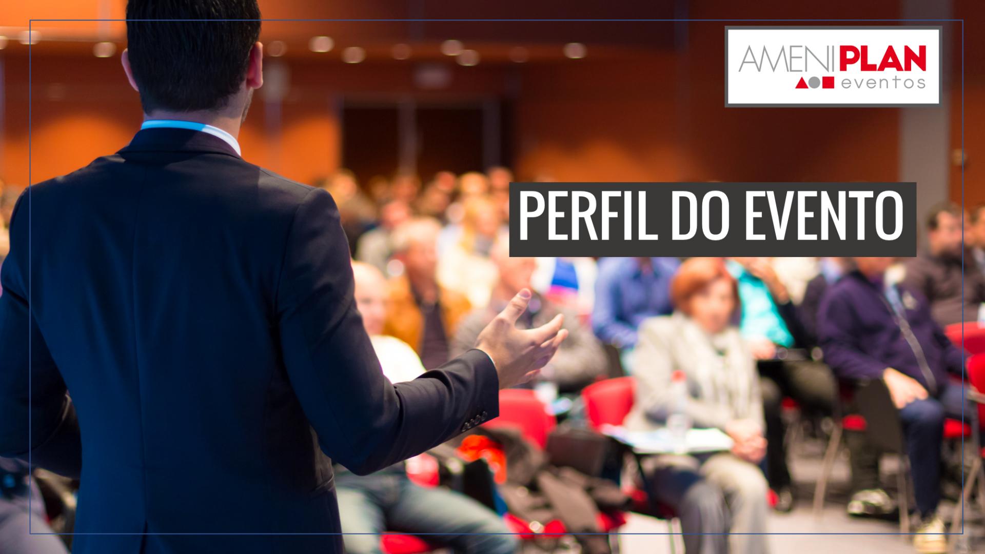Curso Perfil do Evento – Como identificar e fazer